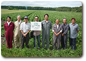 フードプラン馬鈴薯生産者