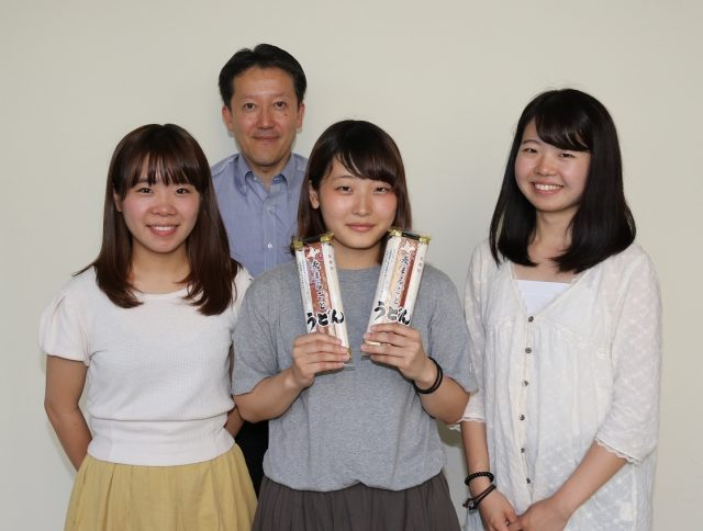 三島さん(全列中央)と災害beatS研究会のメンバー