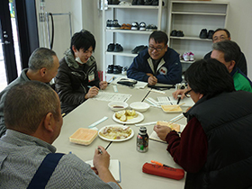 馬鈴薯減農薬研究部会 取組み6