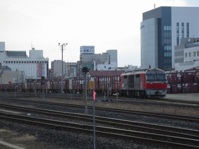 コンテナ列車