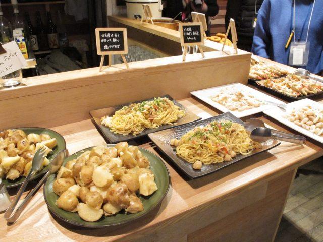 北見市の食材をメインに使った料理1