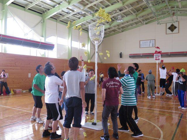 スポーツ交流会の様子2