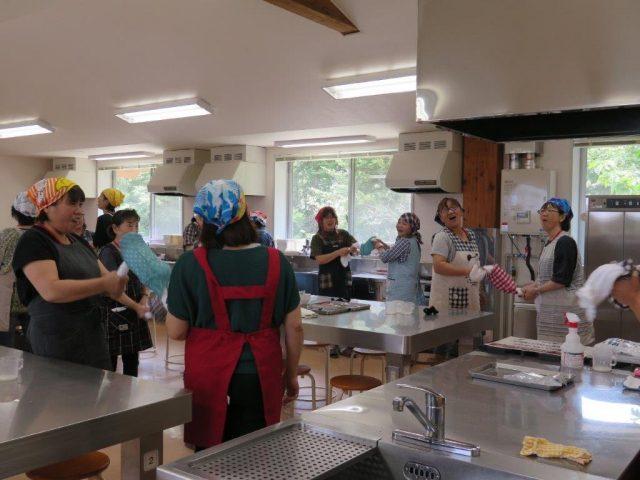 アイス作り体験2