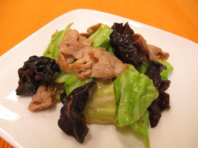 玉葱の塩だれを使った料理例2