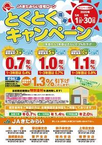 住宅ローンキャンペーン202005