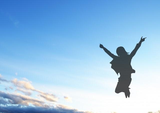 飛躍イメージ